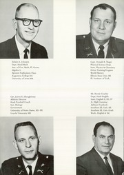 Page 16, 1972 Edition, Roosevelt Military Academy - Rough Rider Yearbook (Aledo, IL) online yearbook collection