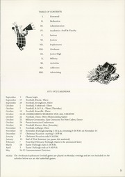 Page 7, 1972 Edition, Roosevelt Military Academy - Rough Rider Yearbook (Aledo, IL) online yearbook collection