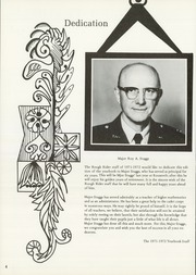 Page 8, 1972 Edition, Roosevelt Military Academy - Rough Rider Yearbook (Aledo, IL) online yearbook collection