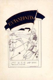 Page 2, 1901 Edition, Evanston Academy - Bear Yearbook (Evanston, IL) online yearbook collection
