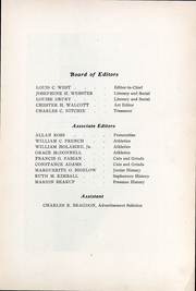 Page 6, 1901 Edition, Evanston Academy - Bear Yearbook (Evanston, IL) online yearbook collection