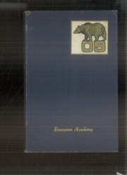 Page 1, 1909 Edition, Evanston Academy - Bear Yearbook (Evanston, IL) online yearbook collection