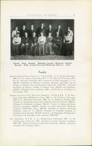 Page 15, 1909 Edition, Evanston Academy - Bear Yearbook (Evanston, IL) online yearbook collection