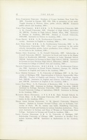 Page 16, 1909 Edition, Evanston Academy - Bear Yearbook (Evanston, IL) online yearbook collection