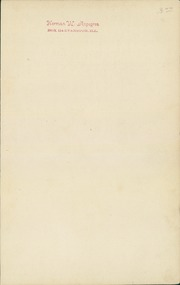 Page 3, 1909 Edition, Evanston Academy - Bear Yearbook (Evanston, IL) online yearbook collection