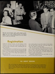 Page 10, 1957 Edition, George Williams College - Embers Yearbook (Chicago, IL) online yearbook collection