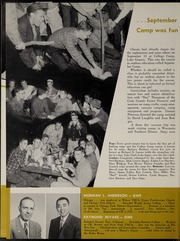 Page 12, 1957 Edition, George Williams College - Embers Yearbook (Chicago, IL) online yearbook collection