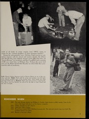 Page 13, 1957 Edition, George Williams College - Embers Yearbook (Chicago, IL) online yearbook collection