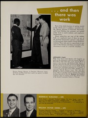 Page 14, 1957 Edition, George Williams College - Embers Yearbook (Chicago, IL) online yearbook collection