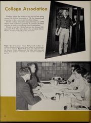 Page 16, 1957 Edition, George Williams College - Embers Yearbook (Chicago, IL) online yearbook collection