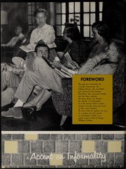 Page 6, 1957 Edition, George Williams College - Embers Yearbook (Chicago, IL) online yearbook collection