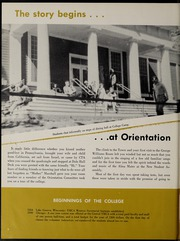 Page 8, 1957 Edition, George Williams College - Embers Yearbook (Chicago, IL) online yearbook collection