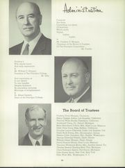 Page 14, 1957 Edition, Principia College - Sheaf Yearbook (Elsah, IL) online yearbook collection
