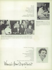 Page 16, 1957 Edition, Principia College - Sheaf Yearbook (Elsah, IL) online yearbook collection