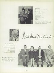 Page 17, 1957 Edition, Principia College - Sheaf Yearbook (Elsah, IL) online yearbook collection