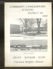 Page 1, 1969 Edition, Fairview Heights Middle School - Yearbook (Fairview Heights, IL) online yearbook collection