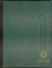 1945 Edition, Monticello College - Echo Yearbook (Godfrey, IL)