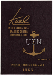 Page 1, 1956 Edition, US Navy Recruit Training Command - Keel Yearbook (Great Lakes, IL) online yearbook collection