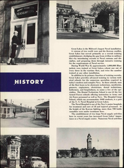 Page 14, 1956 Edition, US Navy Recruit Training Command - Keel Yearbook (Great Lakes, IL) online yearbook collection