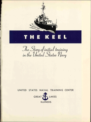 Page 7, 1956 Edition, US Navy Recruit Training Command - Keel Yearbook (Great Lakes, IL) online yearbook collection