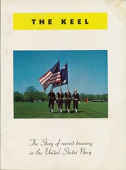 Page 5, 1957 Edition, US Navy Recruit Training Command - Keel Yearbook (Great Lakes, IL) online yearbook collection