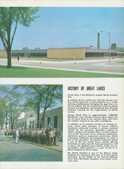Page 13, 1965 Edition, US Navy Recruit Training Command - Keel Yearbook (Great Lakes, IL) online yearbook collection