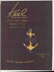 Page 1, 1969 Edition, US Navy Recruit Training Command - Keel Yearbook (Great Lakes, IL) online yearbook collection