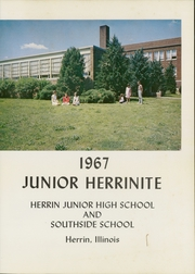 Page 3, 1967 Edition, Herrin Middle School - Junior Herrinite Yearbook (Herrin, IL) online yearbook collection