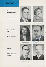 Page 14, 1949 Edition, Broadview Academy - Encore Yearbook (La Grange, IL) online yearbook collection