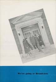 Page 6, 1949 Edition, Broadview Academy - Encore Yearbook (La Grange, IL) online yearbook collection