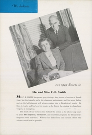 Page 8, 1949 Edition, Broadview Academy - Encore Yearbook (La Grange, IL) online yearbook collection