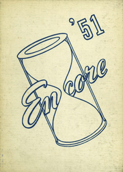 Page 1, 1951 Edition, Broadview Academy - Encore Yearbook (La Grange, IL) online yearbook collection