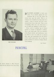 Page 11, 1951 Edition, Broadview Academy - Encore Yearbook (La Grange, IL) online yearbook collection