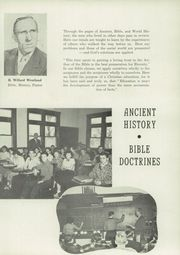 Page 15, 1951 Edition, Broadview Academy - Encore Yearbook (La Grange, IL) online yearbook collection