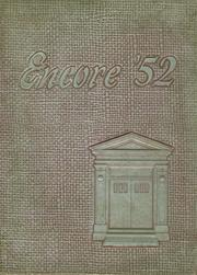 Page 1, 1952 Edition, Broadview Academy - Encore Yearbook (La Grange, IL) online yearbook collection