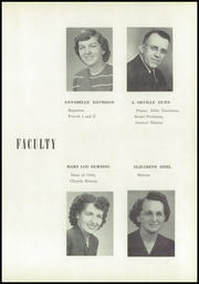Page 13, 1952 Edition, Broadview Academy - Encore Yearbook (La Grange, IL) online yearbook collection