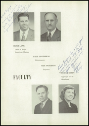 Page 16, 1952 Edition, Broadview Academy - Encore Yearbook (La Grange, IL) online yearbook collection