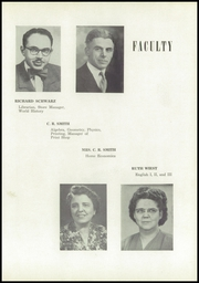 Page 17, 1952 Edition, Broadview Academy - Encore Yearbook (La Grange, IL) online yearbook collection