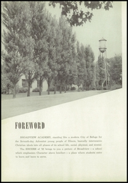 Page 8, 1952 Edition, Broadview Academy - Encore Yearbook (La Grange, IL) online yearbook collection