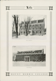 Page 12, 1913 Edition, Mount Morris College - Life Yearbook (Mount Morris, IL) online yearbook collection