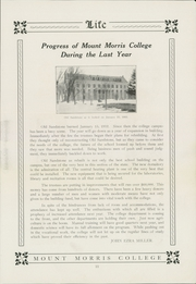 Page 15, 1913 Edition, Mount Morris College - Life Yearbook (Mount Morris, IL) online yearbook collection