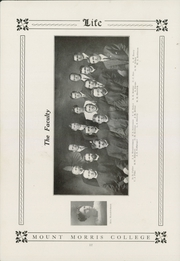 Page 16, 1913 Edition, Mount Morris College - Life Yearbook (Mount Morris, IL) online yearbook collection