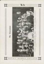 Page 40, 1913 Edition, Mount Morris College - Life Yearbook (Mount Morris, IL) online yearbook collection