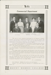 Page 50, 1913 Edition, Mount Morris College - Life Yearbook (Mount Morris, IL) online yearbook collection
