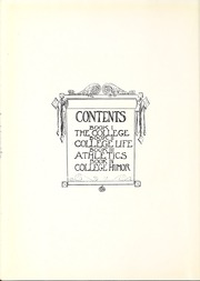 Page 12, 1922 Edition, Concordia University Chicago - Pillars Yearbook (River Forest, IL) online yearbook collection