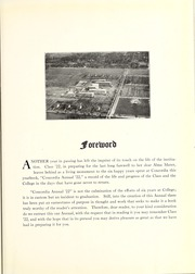 Page 13, 1922 Edition, Concordia University Chicago - Pillars Yearbook (River Forest, IL) online yearbook collection