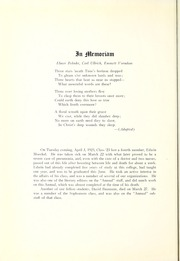 Page 12, 1923 Edition, Concordia University Chicago - Pillars Yearbook (River Forest, IL) online yearbook collection