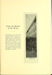 Page 17, 1924 Edition, Concordia University Chicago - Pillars Yearbook (River Forest, IL) online yearbook collection