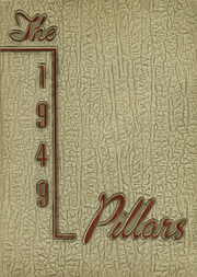 Page 1, 1949 Edition, Concordia University Chicago - Pillars Yearbook (River Forest, IL) online yearbook collection