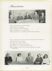 Page 11, 1949 Edition, Concordia University Chicago - Pillars Yearbook (River Forest, IL) online yearbook collection